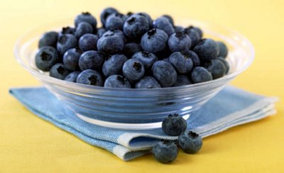 Blueberries Rank Second and Paleo in Comparison.