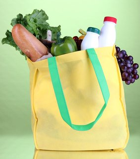 A dangerous shopping bag?
