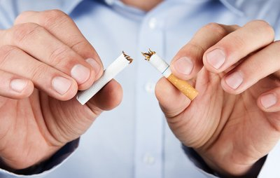 Qquitting smoking may reverse some of the harm accrued to your bones - image.