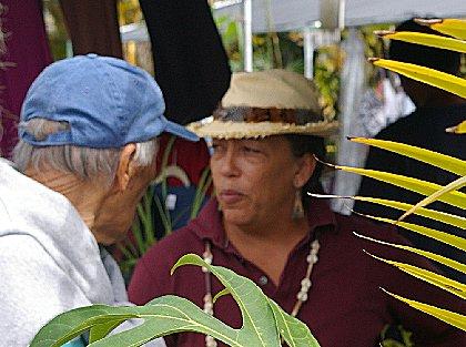 U'I Pai the turmeric and coconut oil lady.