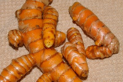 Turmeric root with its curcumin may fight inflammation and Alzheimer's Disease.
