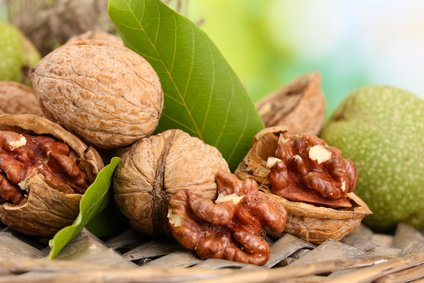 Walnuts for Taste and Heart Healthy Fat Healthy Living Article.